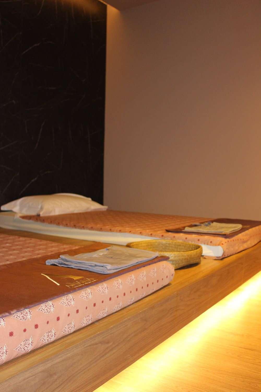 Massage room at Anana Ecological Resort, Krabi, Thailand