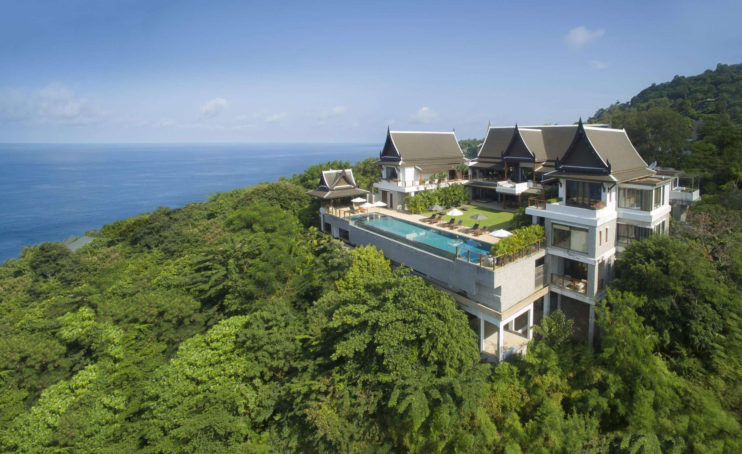 Villa Aye in Phuket, Thailand