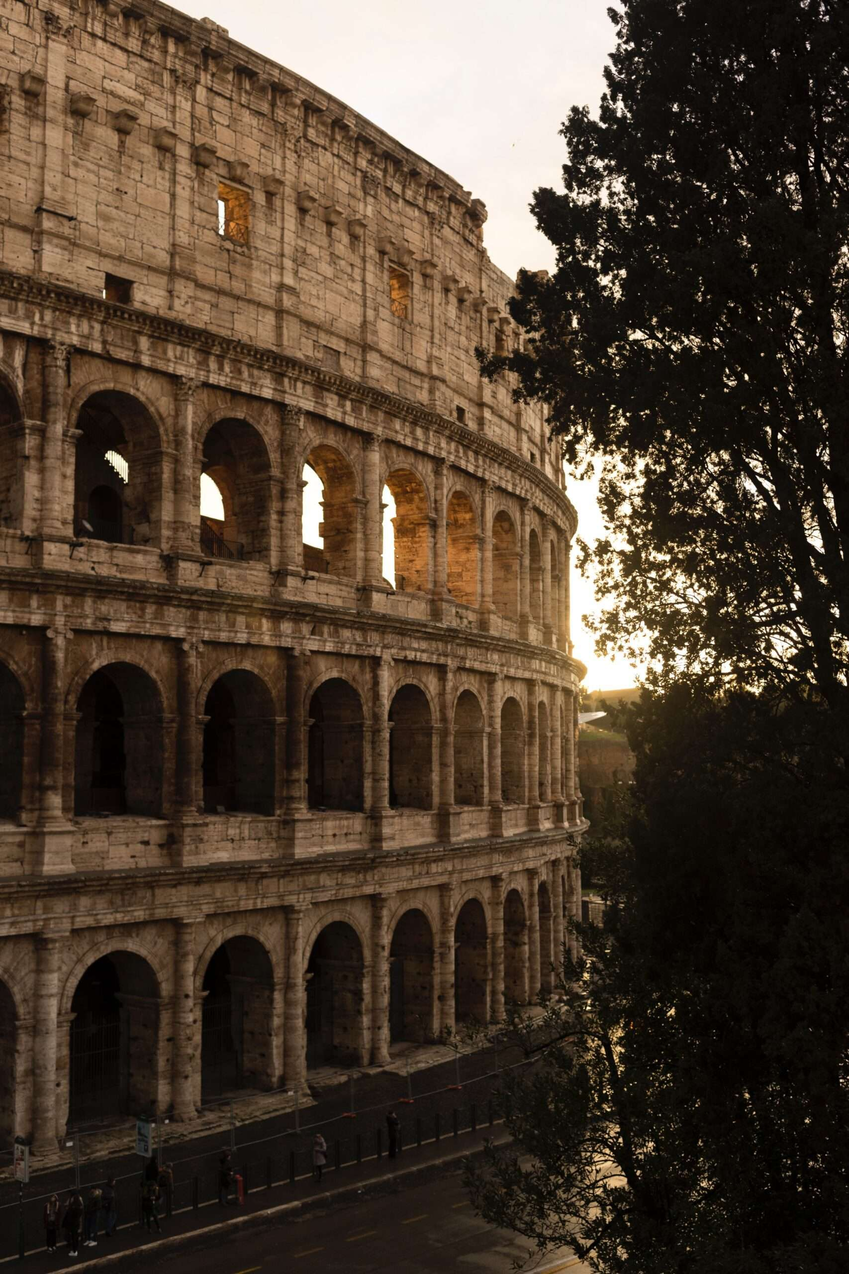 The Colosseum in Rome one of the Best things to do in Rome