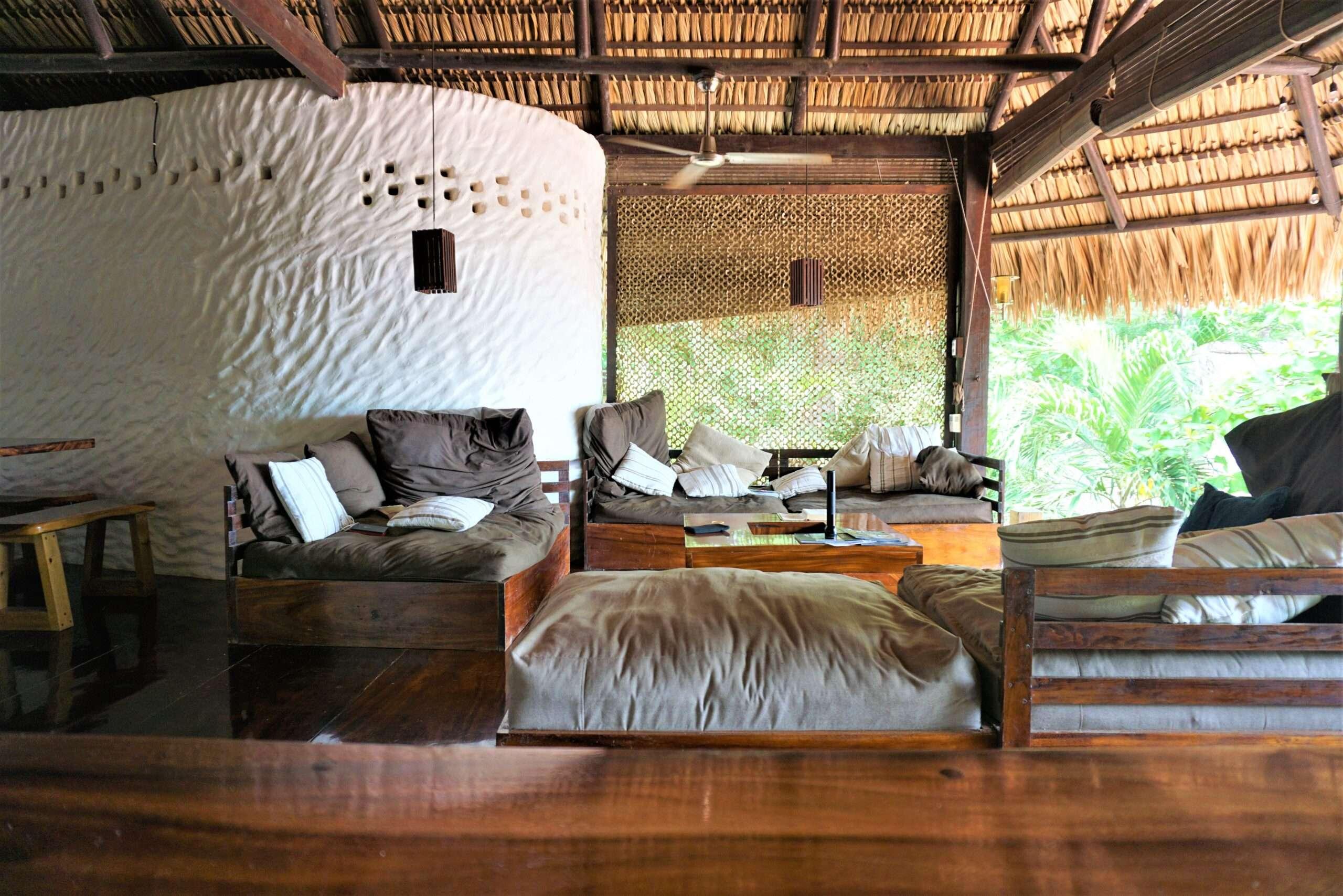 Buena Vista Surf Club open air lounge