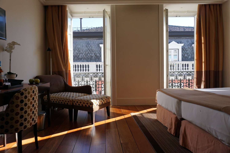 Guest room at Heritage Avenida Liberdade