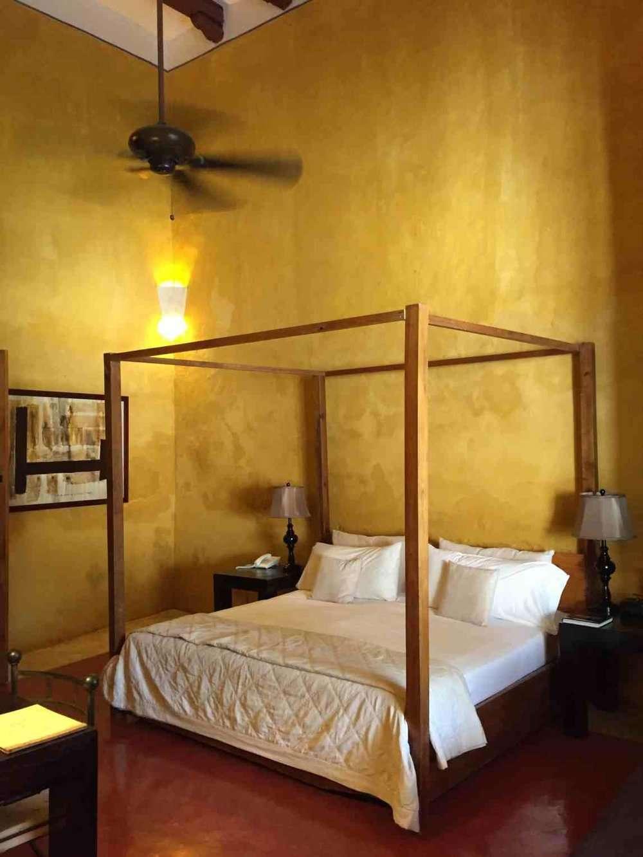 Hotel Hacienda Merida room
