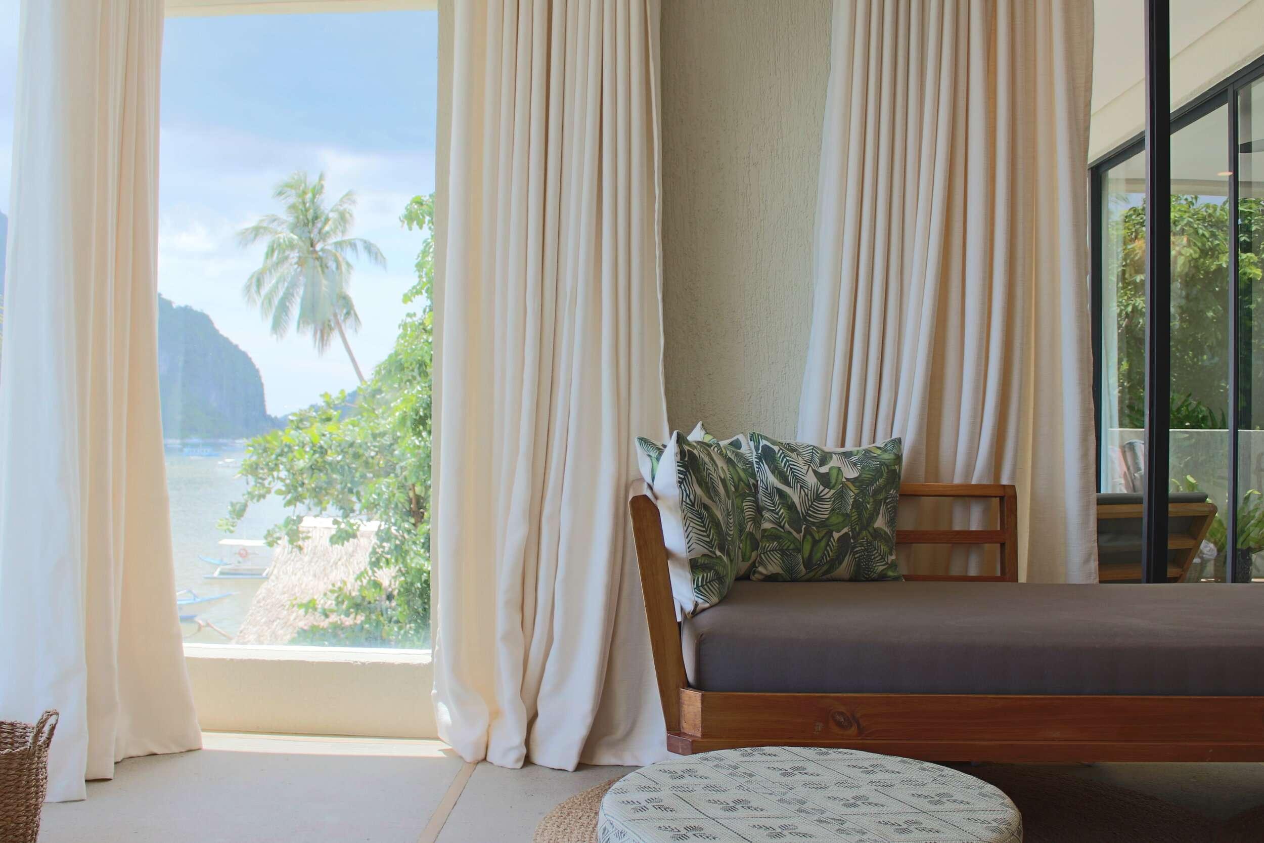 Frangipani El Nido Lounge Suite