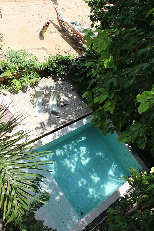 Frangipani El Nido Beach Swimming pool