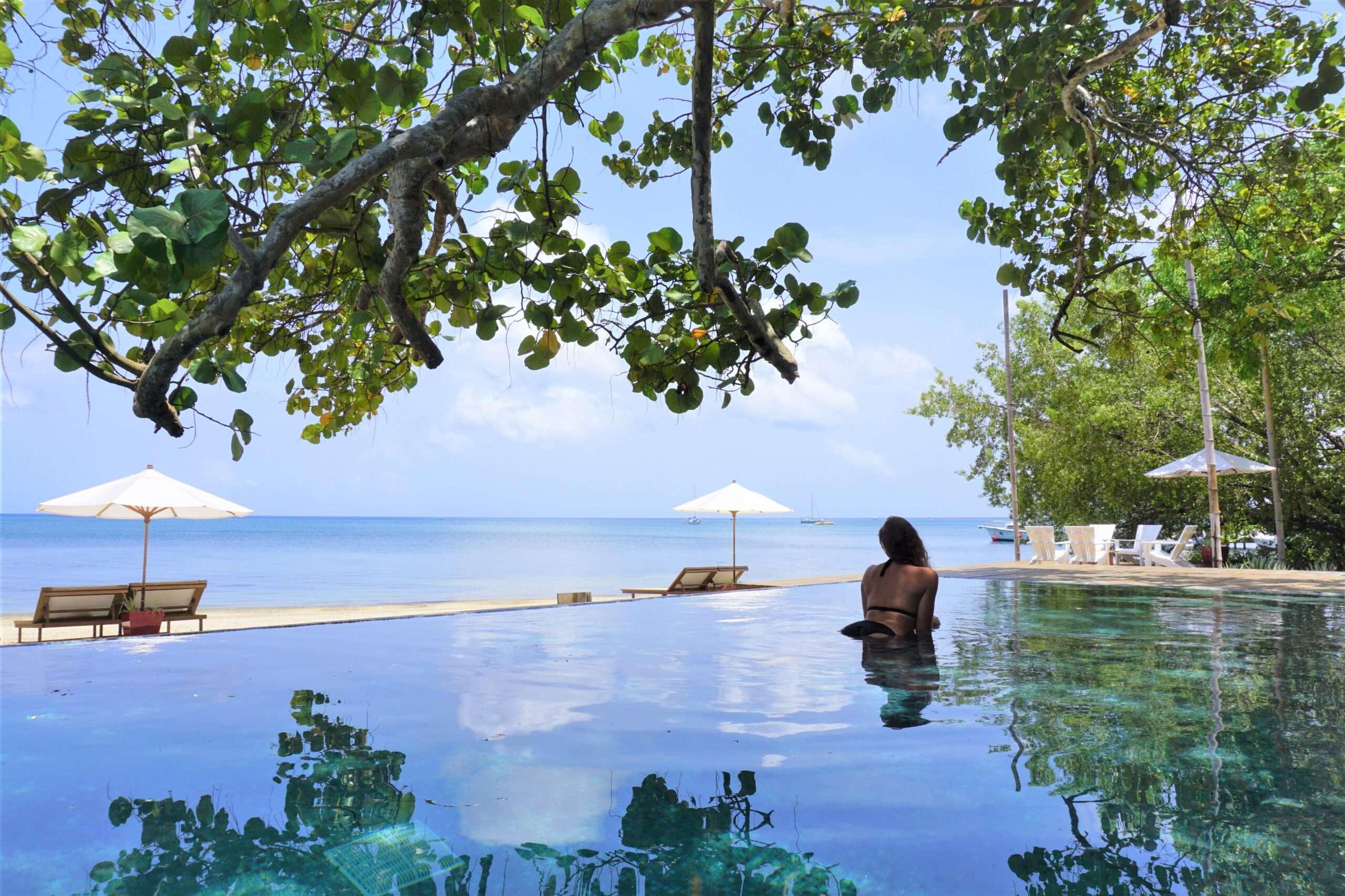 Ibagari Boutique Hotel Swimming Pool