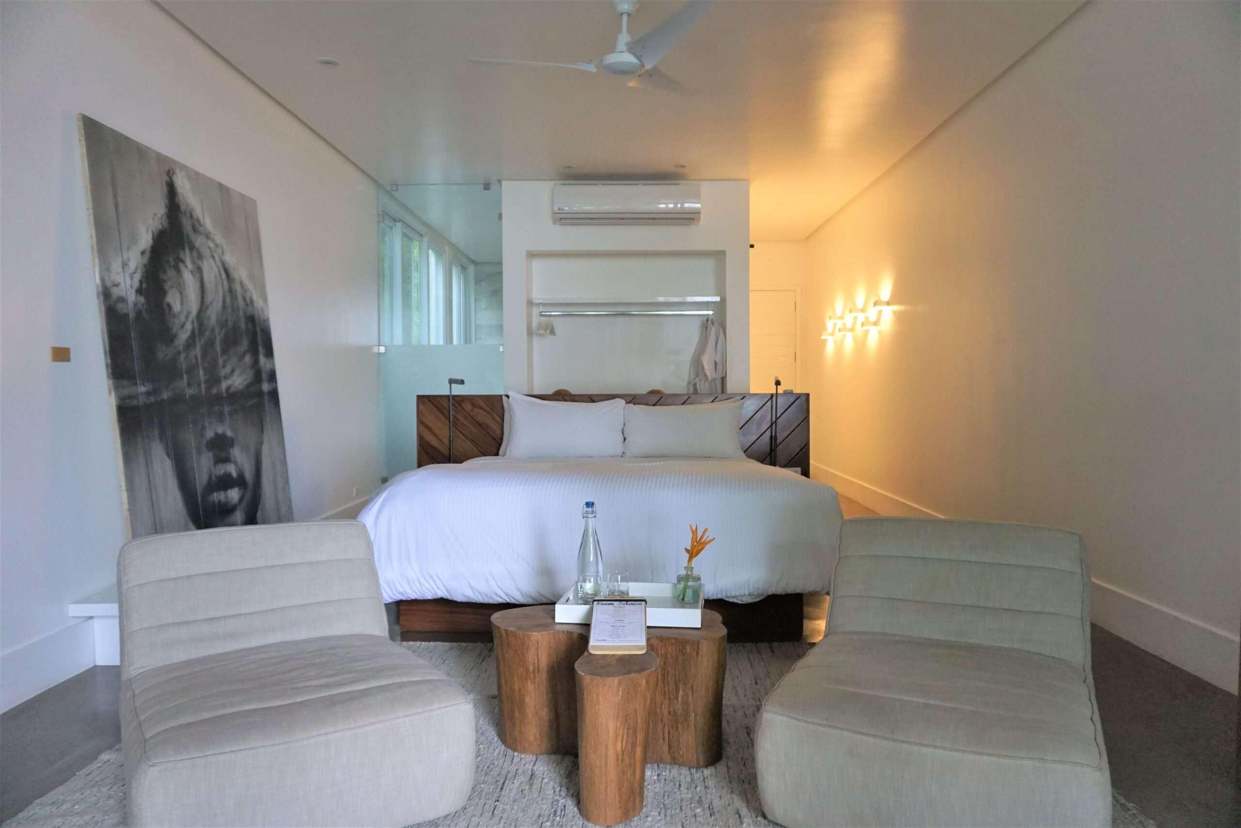 Ibagari Boutique Hotel bedroom suite
