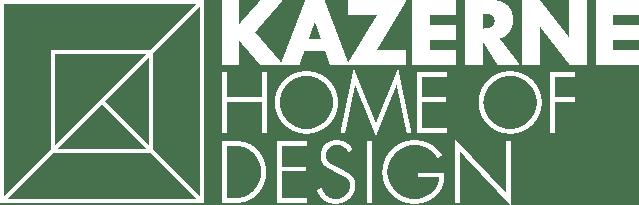 Kazerne Home of Design Brand Logo