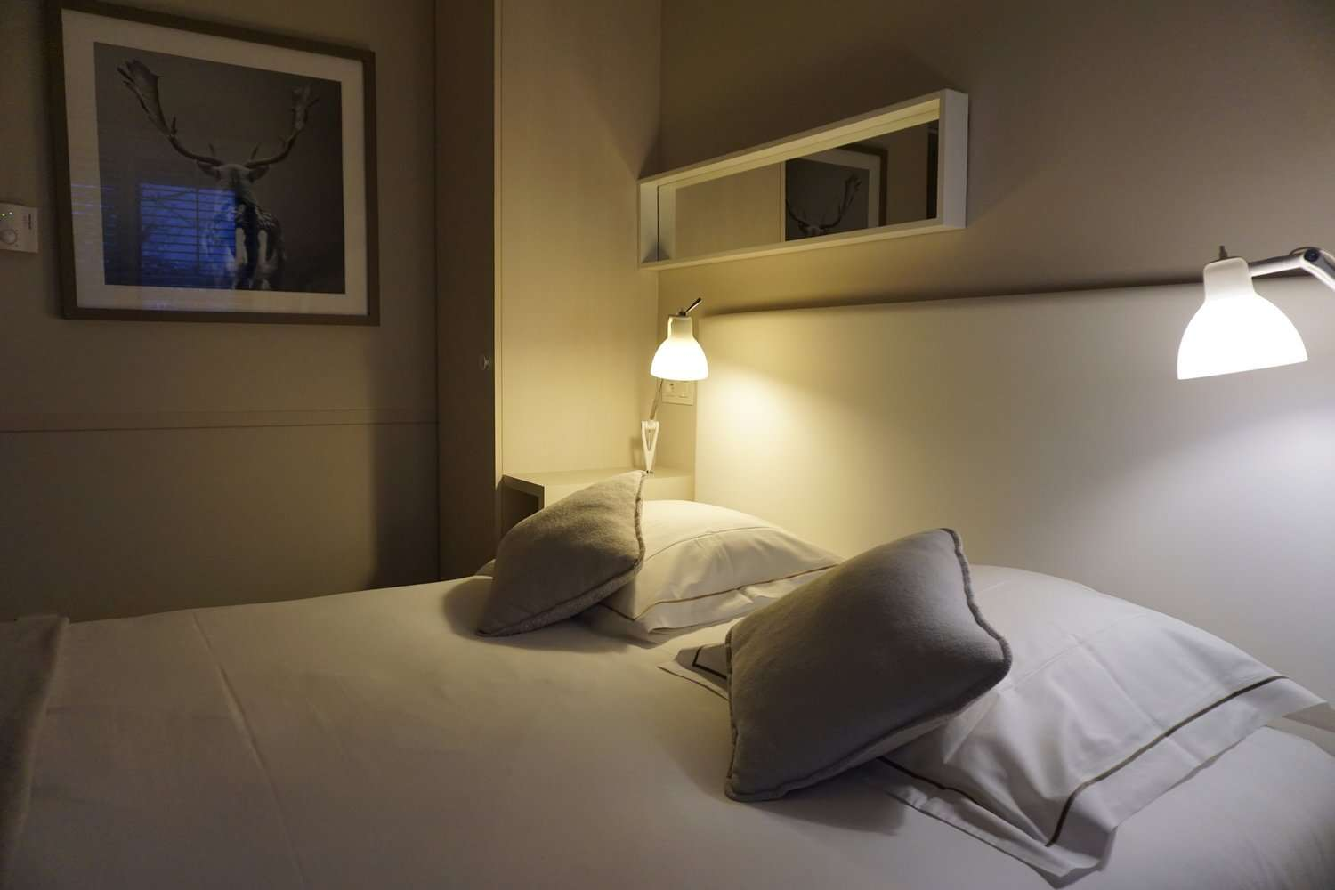 Guest room at Made in Louise Boutique Hotel in Brussels, Belgium