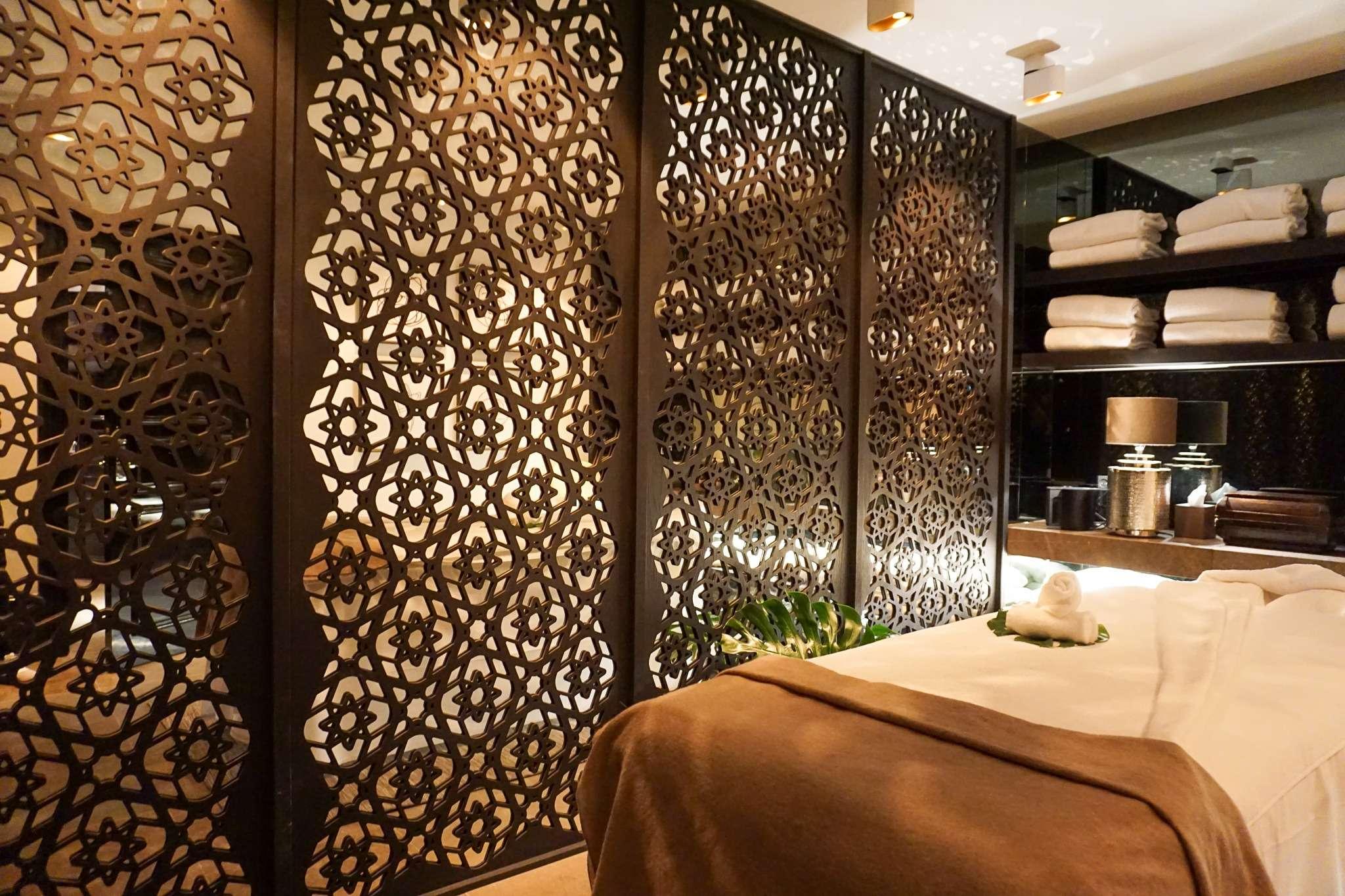 massage room at Nimb Hotel Copenhagen