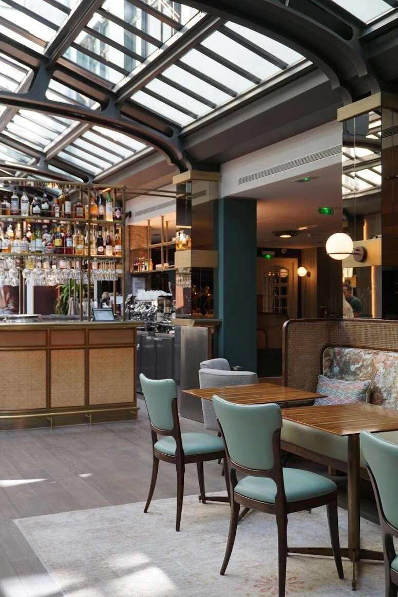 Maison Breguet Restaurant Hotel Paris