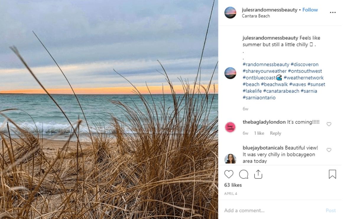 Cantara Beach, Ontario