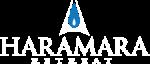 Haramara Retreat white logo png