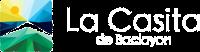 La Casita de Baclayon logo in white