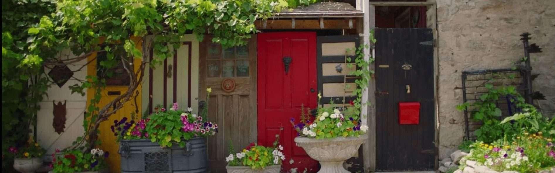 Seven doors Elora and Fergus