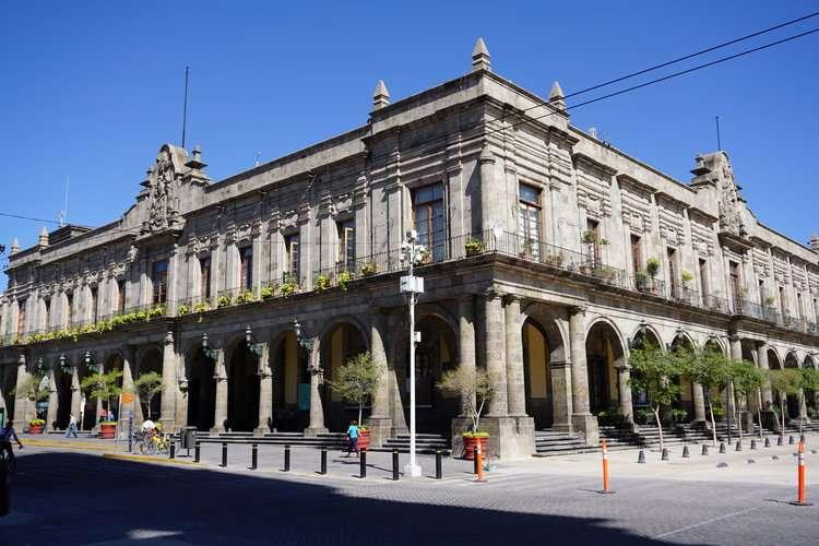 Historic centre of Guadalajara