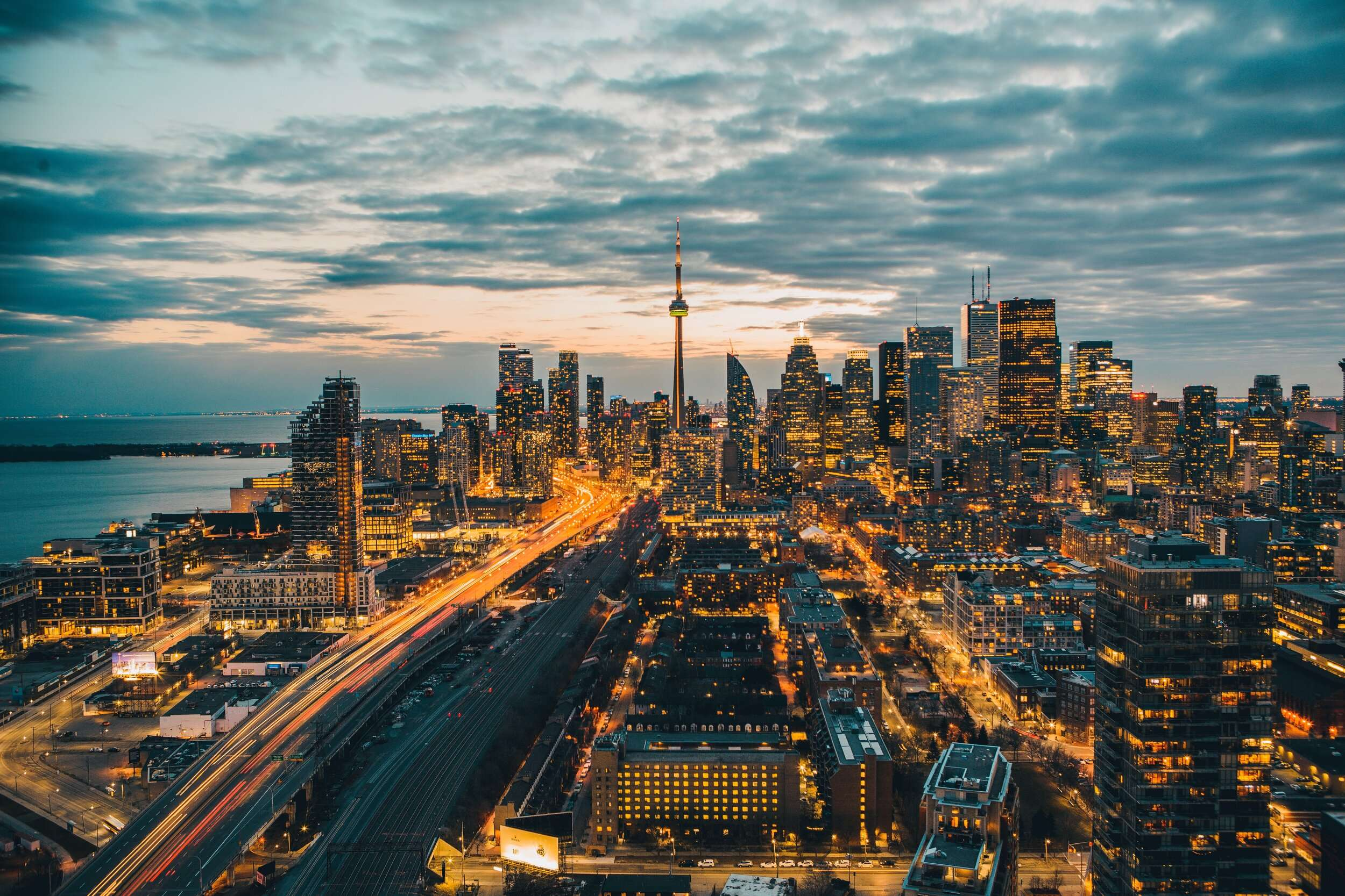 Top things to do in Toronto, Toronto Skyline