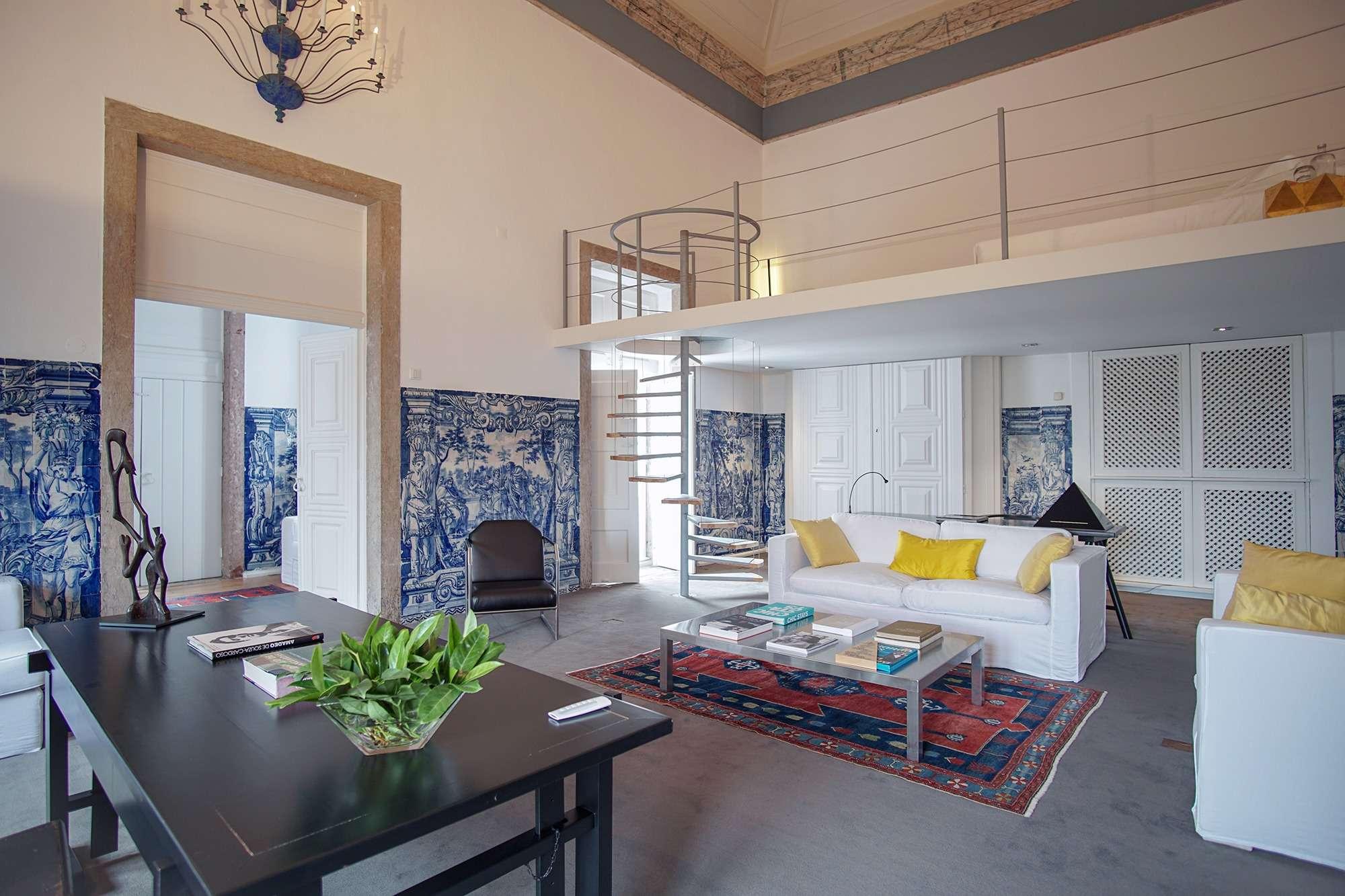 Palacio Belmonte Lisbon amadeo de souza cardoso suite