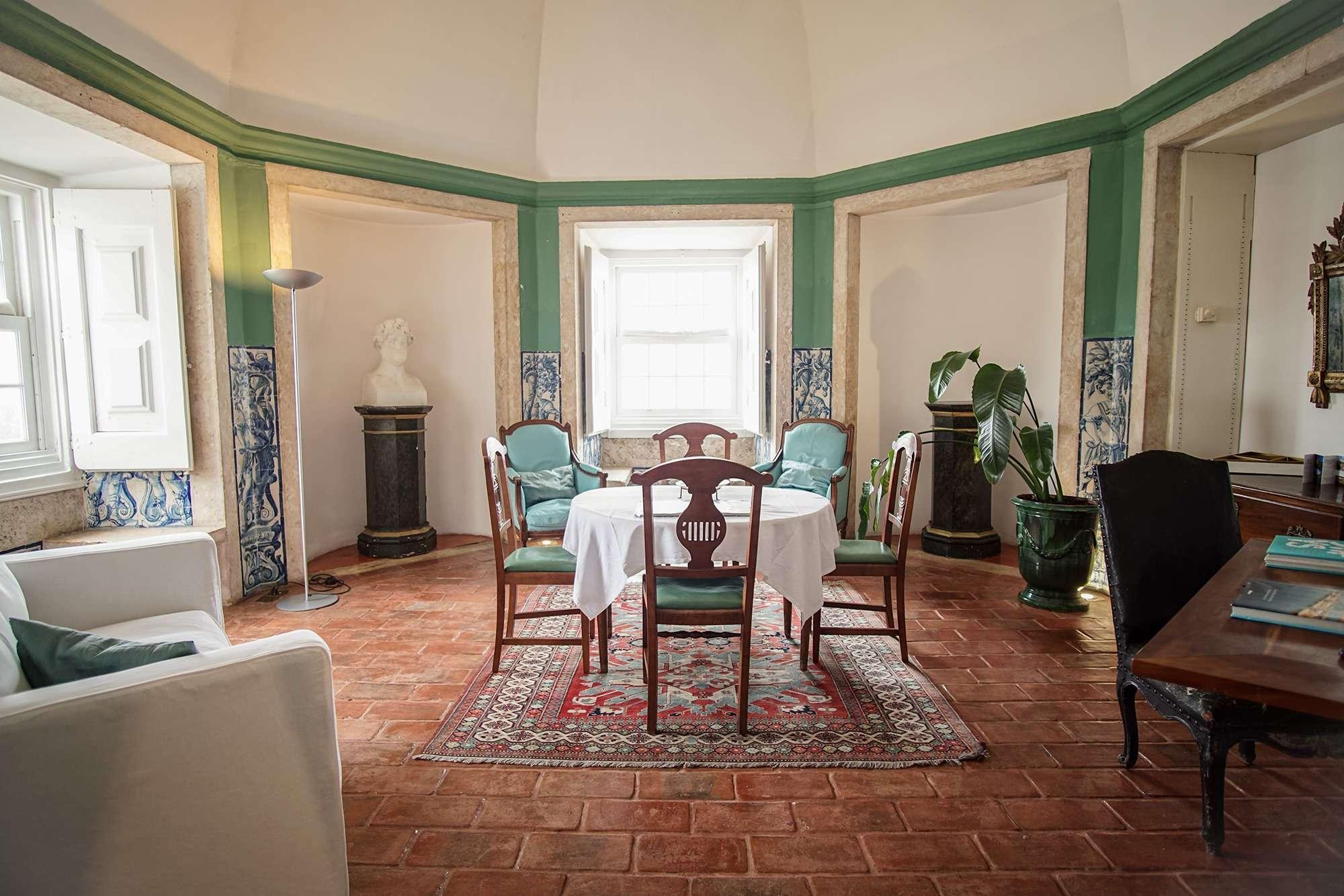 Palacio Belmonte Lisbon Bartolomeu de Gusmao Suite