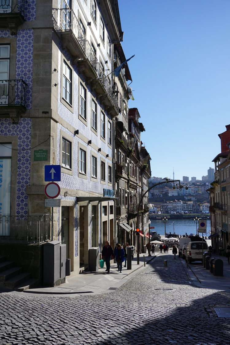 Blue Sock Hostel in Porto