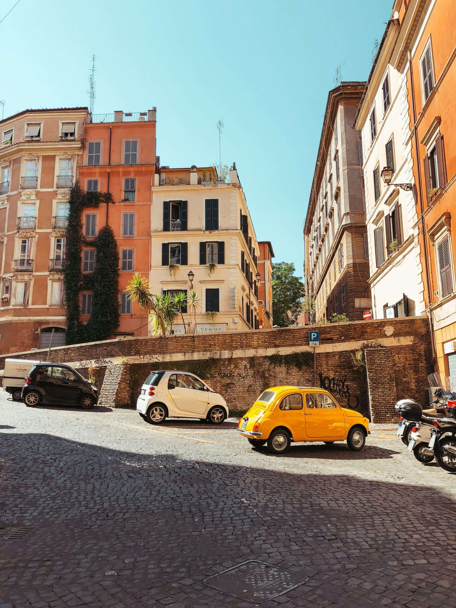 Trastevere, one of the Best things to do in Rome